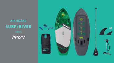 River & Surf モデルPV