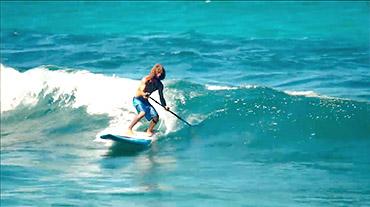 Surf Board PV
